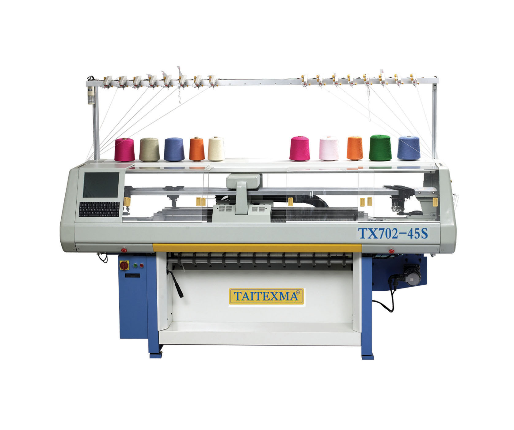 Knitting Machines : Taitexma enterprise corporation
