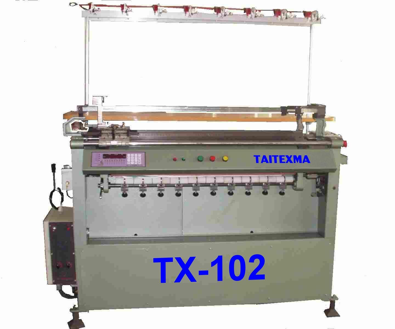 Knitting Machine Programmable : Taitexma enterprise corporation